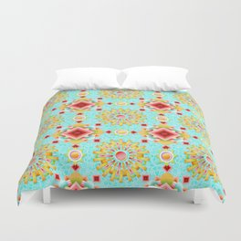 Provence Glow Duvet Cover
