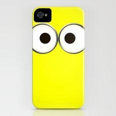 minion iPhone (4, 4s) Slim Case