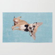 Mr. Chihuahua Rug