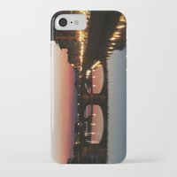 florence iPhone & iPod Cases featuring Florence  by AntWoman