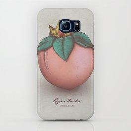 Regius Fructus iPhone Case