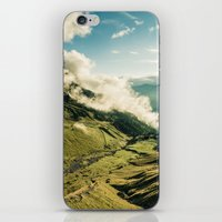 wander iPhone & iPod Skins featuring Wander by StayWild