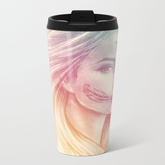 Final Hour Metal Travel Mug