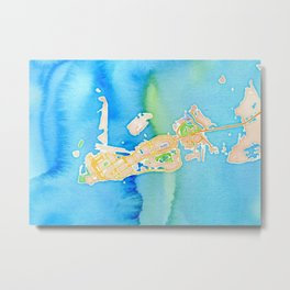 Key West, Florida Metal Print