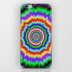 Eye Boggling Explosion iPhone & iPod Skin