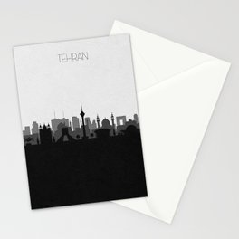 City Skylines: Tehran Stationery Cards