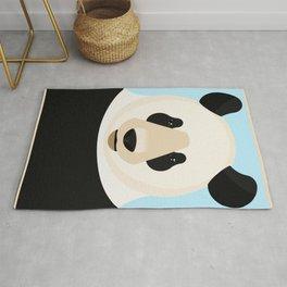 Giant panda Rug