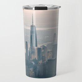 One World Trade Center Travel Mug