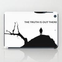 ufo iPad Cases featuring UFO by Trokola