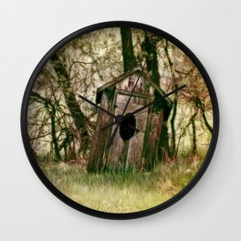 To Go, Or Not To Go.... Wall Clock
