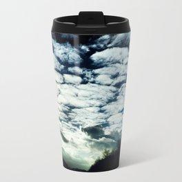 fluffy clouds freespirit Travel Mug