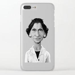 Coco 'Gabrielle' Clear iPhone Case