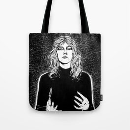 Patti Smith Tote Bag