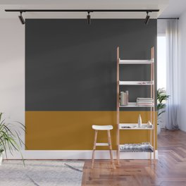 The Colorblock Wall Mural