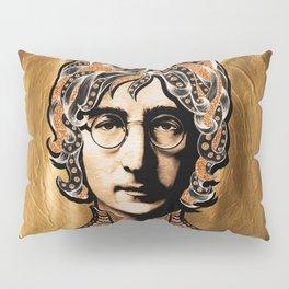 Boho Beatle (John) Pillow Sham
