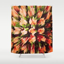 Roses II Shower Curtain