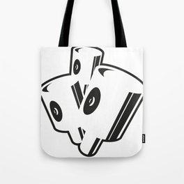 Fat cap style Tote Bag