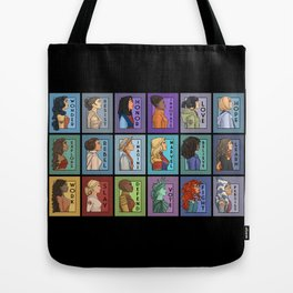 She Series Collage - Version 3 Tote Bag