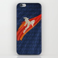The True King of Muy Thai (Homage to Adon of Street Fighter) iPhone & iPod Skin