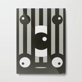 VAUDEVILLE Metal Print