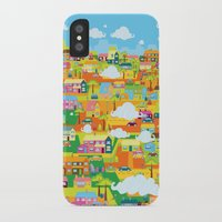 the neighbourhood iPhone & iPod Cases featuring Neighbourhood by James Thornton