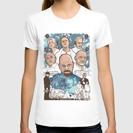 Breaking Bad: The Good, The Bad & The Ugly T-shirt