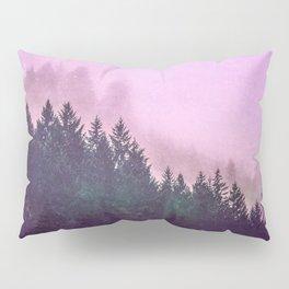 Misty Mountain Pass Pillow Sham