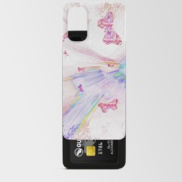 """""""Flash Dream ~ Butterflies"""" Android Card Case"""