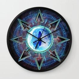 Chaos Icon - Tzeentch Wall Clock