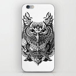 Century Owl iPhone Skin
