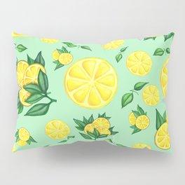 LEMON #1 Pillow Sham