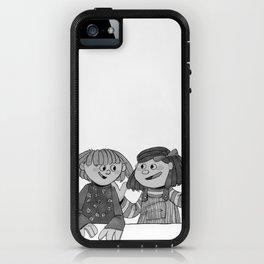 Inktober Day 16 iPhone Case