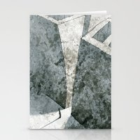 labyrinth Stationery Cards featuring LABYRINTH by Daniele Vittadello