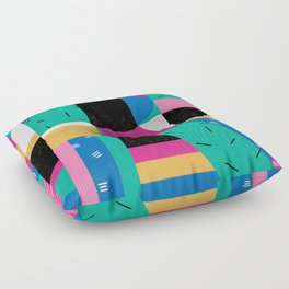 Letter R Floor Pillow
