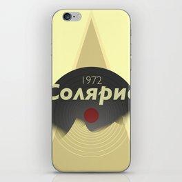 Solaris 1972 iPhone Skin