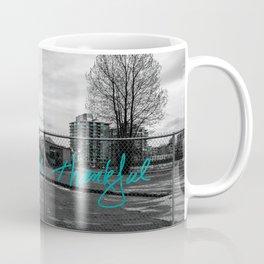 Let's be thankful Coffee Mug