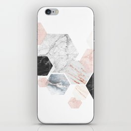 Lost in Marble iPhone Skin