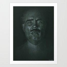 ALBIZU CAMPOS Art Print