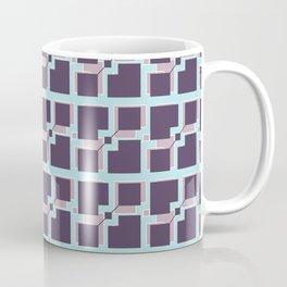 Geometric Maze  Coffee Mug