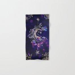 Moon Over Neverland Hand & Bath Towel