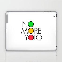 No more YOLO Laptop & iPad Skin