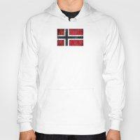 norway Hoodies featuring Norway by Arken25