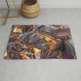 Abstract thirty by Tony Roberts Rug