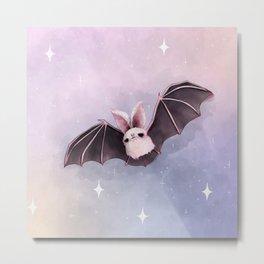 ✞ Bat ✞ Metal Print