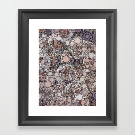 :: Gray Sky Morning :: Framed Art Print