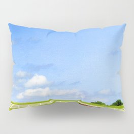 Summer Grazing Pillow Sham
