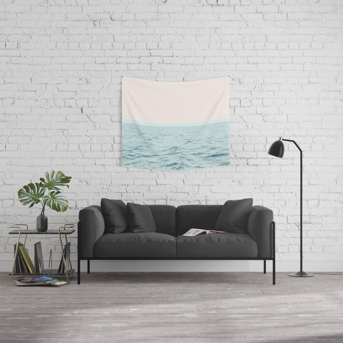 Sea Breeze #society6 #decor #style #tech Wall Tapestry