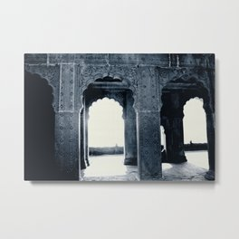 The Way to the light is longer  Metal Print