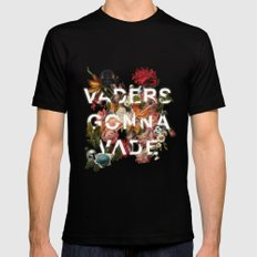 Vaders Gonna Vade Black MEDIUM Mens Fitted Tee