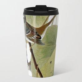 White-crowned Sparrow Travel Mug